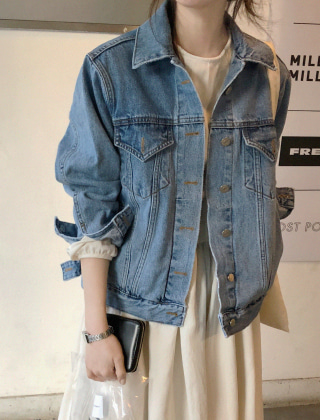 standard denim jacket